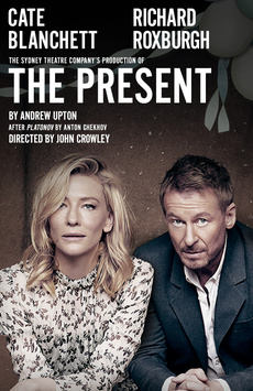 The Present, Ethel Barrymore Theatre, NYC Show Poster