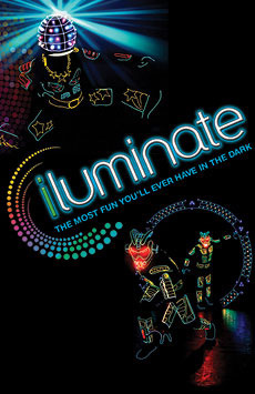 iLuminate, New World Stages - Stage One, NYC Show Poster