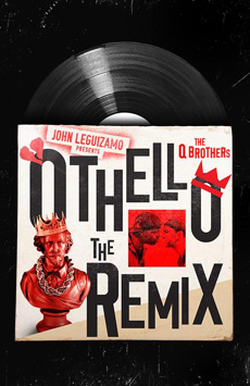 Othello: The Remix, Westside Theatre Downstairs, NYC Show Poster