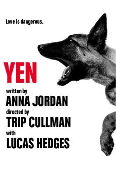 Yen, Lucille Lortel Theatre, NYC Show Poster