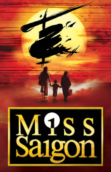 Miss Saigon,, NYC Show Poster