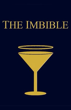 The Imbible: A Spirited History of Drinking, New World Stages - The Green Room, NYC Show Poster