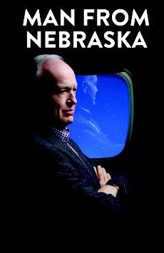 Man From Nebraska, Tony Kiser Theatre, NYC Show Poster