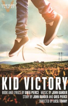 Kid Victory , Vineyard Theatre, NYC Show Poster