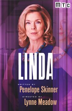 Linda, Manhattan Theatre Club Stage I, NYC Show Poster