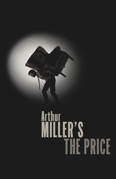 Arthur Miller's The Price, American Airlines Theatre, NYC Show Poster