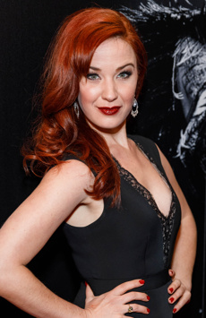 Sierra Boggess, Feinstein's/54 Below, NYC Show Poster