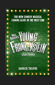 Young Frankenstein,, NYC Show Poster