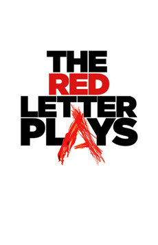 The Red Letter Plays: F**king A, Romulus Linney Courtyard Theatre at The Signature Center, NYC Show Poster