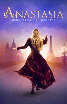 Anastasia,, NYC Show Poster
