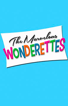 The Marvelous Wonderettes, Theatre Two at Theatre Row, NYC Show Poster