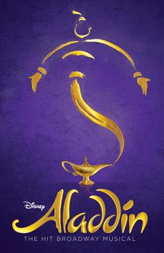 Disney's Aladdin,, NYC Show Poster