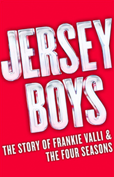 Jersey Boys, New World Stages - Stage One, NYC Show Poster