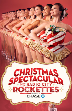 Christmas Spectacular Starring The Radio City Rockettes, Radio City Music Hall, NYC Show Poster