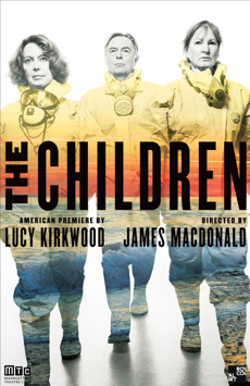 The Children, Samuel J Friedman Theatre, NYC Show Poster