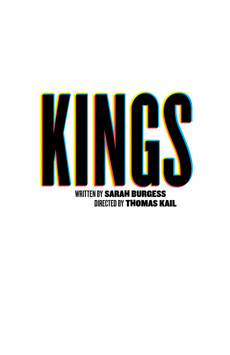 Kings, LuEsther Hall at Joseph Papp Public Theater, NYC Show Poster