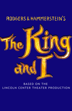 Rodgers & Hammerstein's The King and I,, NYC Show Poster