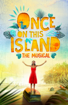Image result for once on this island musical