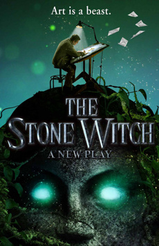 The Stone Witch, Westside Theatre Downstairs, NYC Show Poster