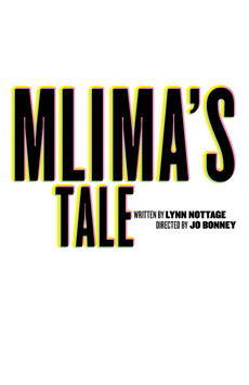 Mlima's Tale, Martinson Theater at Joseph Papp Public Theater, NYC Show Poster