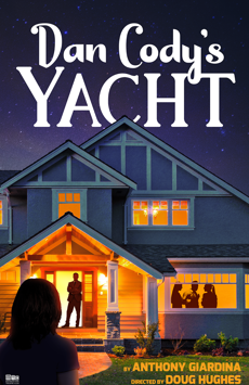 Dan Cody's Yacht, Manhattan Theatre Club Stage I, NYC Show Poster