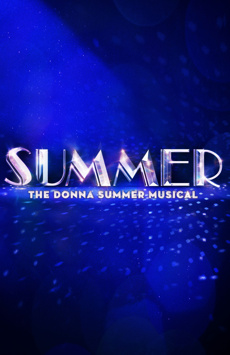 Summer: The Donna Summer Musical, Lunt-Fontanne Theatre, NYC Show Poster