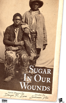 Sugar in Our Wounds, Manhattan Theatre Club Stage I, NYC Show Poster