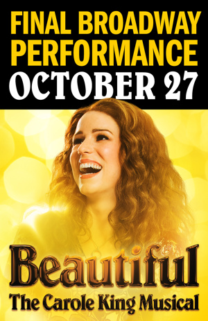 Beautiful: The Carole King Musical - Broadway | Tickets