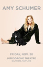 Amy Schumer's Fall Tour