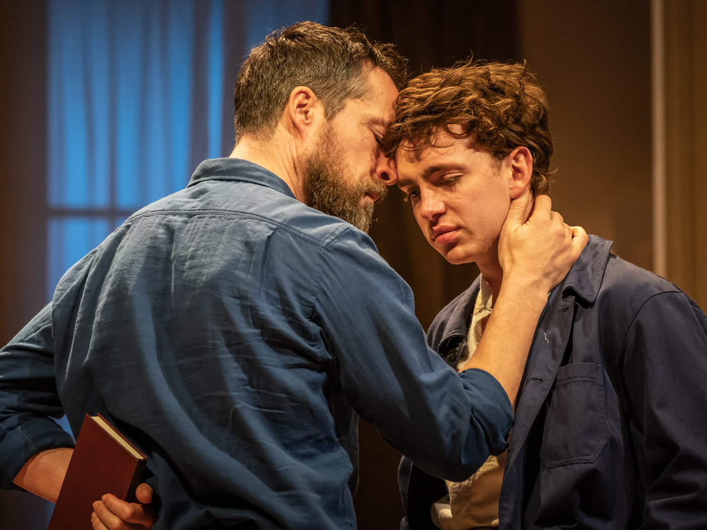 Laurie Kynaston on Going Through a Tough Adolescence in Florian Zeller's The Son in the West End | Broadway Buzz | Broadway.com