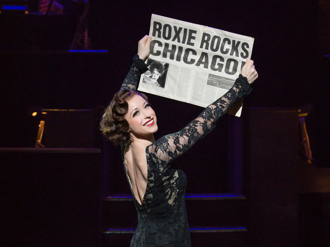Paige Davis on Hosting The Search For Roxie & Seeing Hadestown over 20 Times | Broadway Buzz | Broadway.com