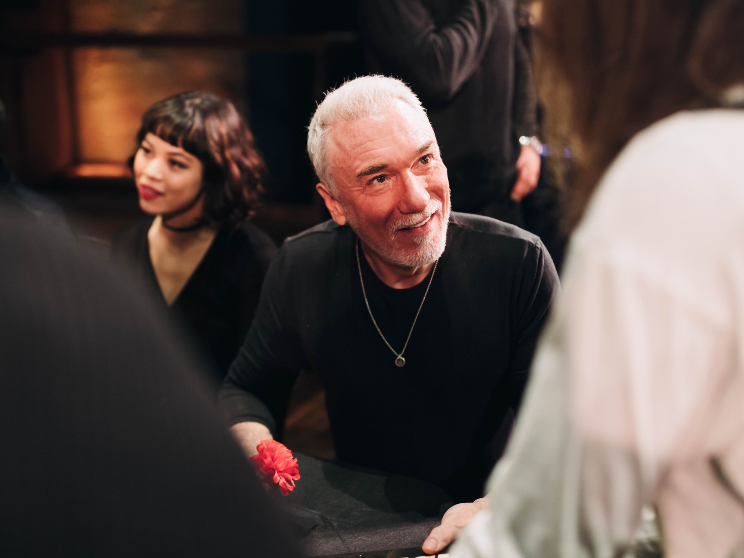 Hadestown Celebrates Vinyl Album Release With A Signing