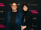 Original The Boys in the Band actor Laurence Luckinbill and Broadway alum Lucie Arnaz get together.