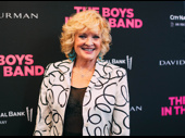 Tony winner Christine Ebersole looks fabulous on the carpet.