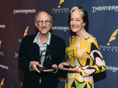 Jules Fisher and Peggy Eisenhauer won the Drama Desk for Outstanding Lighting Design for their work on Once On This Island.