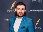 Angels in America's James McArdle was nominated for the Outstanding Actor in a Play award.