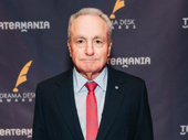 Mean Girls producer Lorne Michaels attends the 63rd annual Drama Desk Awards.