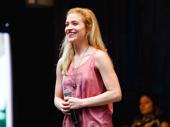 "Anastasia's princess Christy Altomare sings ""In My Dreams."""