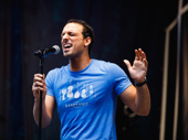 """The Band's Visit stand-out Ari'el Stachel sings """"Haleds Song About Love."""""""