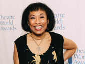 This year's presenter Baayork Lee received a special Theatre World Award in 1976 for her performance in A Chorus Line.