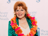 This year's presenter Anita Gillette received a Theatre World Award in 1978 for her performance in Russell Patterson's Sketchbook.