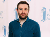 James McArdle was recognized for his performance in Angels in America.