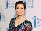 Once On This Island's Lea Salonga received the award in 1991 for her performance in Miss Saigon.