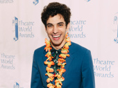 Admissions standout Ben Edelman garnered the Dorothy Loudon Award.