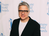 Atlantic Theater Company's Artistic Director Neil Pepe presented at the Theatre World Awards.