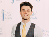 Hoofer Charlie Stemp was recognized for his Broadway debut in Hello, Dolly!