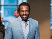 Carousel's leading man Joshua Henry steps out.