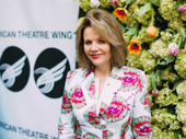 Carousel Tony nominee Renee Fleming.