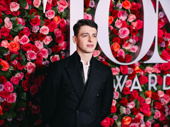 Harry Potter and the Cursed Child Tony nominee Anthony Boyle cleans up nice.