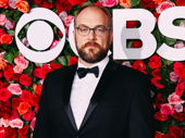 Carousel Tony nominee Alexander Gemignani suits up.